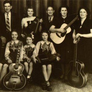 The Carter Family at Border Radio (XET)