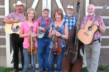 Tune Town Old Time String Band