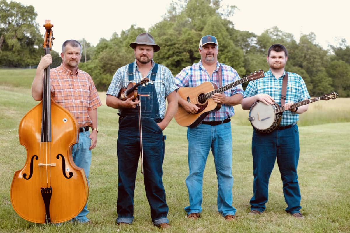 Twin Creeks String Band
