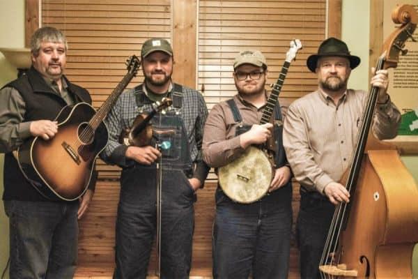 Twin Creeks Stringband