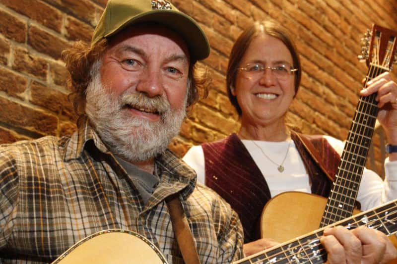 Wayne Henderson & Helen White