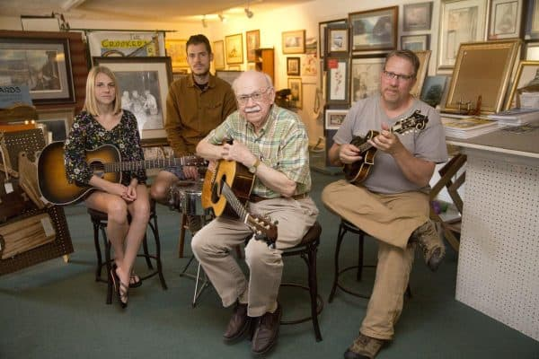 Willard Gayheart and Family